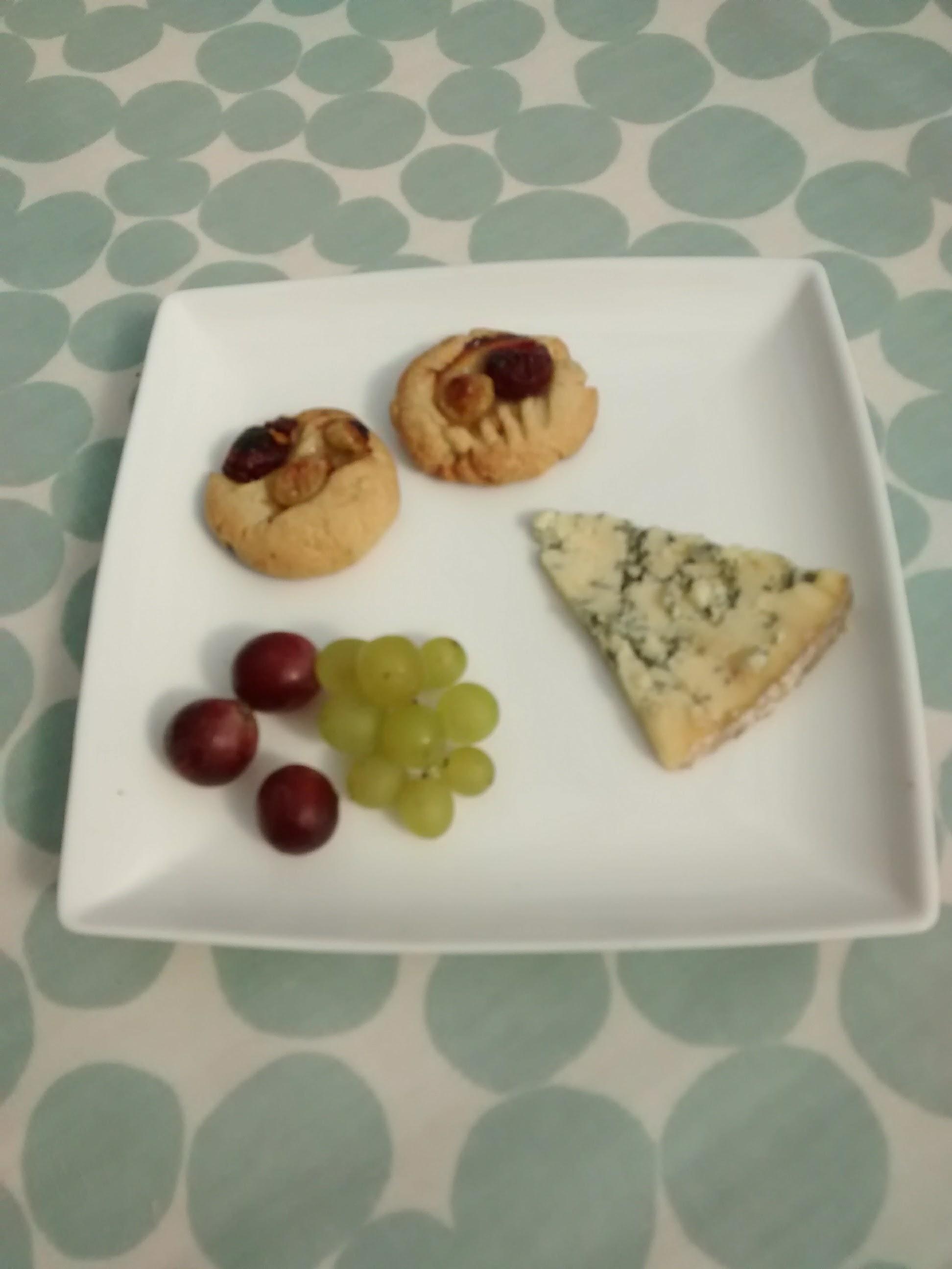 grape biscuits